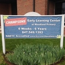 Champions Early Learning Center's Photo