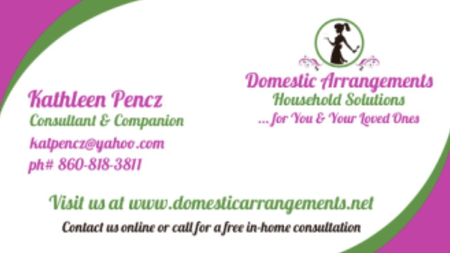 Domestic Arrangements - Care com West Hartford, CT Generic