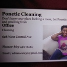 Ponetic cleaning's Photo