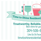 Time to Shine Residential Cleaning LLC's Photo