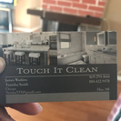 Touch It Clean Cleaning Company's Photo