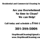 STEP AHEAD CLEANING's Photo