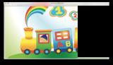 Children Aboard Rainbow Express's Photo