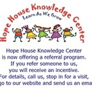 Hope House Knowledge Center's Photo