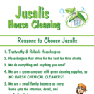 Jusalis House Cleaning's Photo