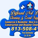 Different Not Less Cleaning's Photo
