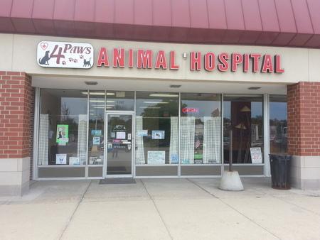 4 Paws Animal Hospital Care Com Libertyville Il