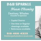 D&B Sparkle House Cleaning's Photo