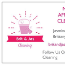 Brit & Jas Cleaning's Photo
