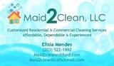 Maid 2 Clean LLC's Photo