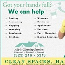 Ally's Cleaning Service's Photo