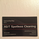 A&T Spotless Cleaning's Photo
