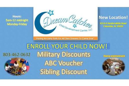 Dreamcatcher Child Development Llc Carecom Columbia Sc Child