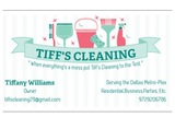 Tiff's Cleaning's Photo