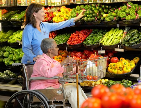 Richmond Metro Area Senior Care Elderly Special Needs Companions In Home Personal And Errands Shopping