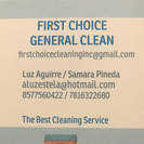 First Choice General Cleaning's Photo