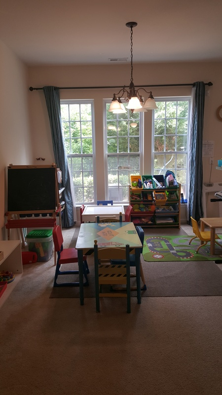 In Home Daycare: Children's House In Home Daycare