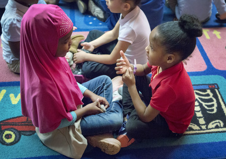 Free and sliding scale preschool tuition options are provided to eligible  families through the Great Start Readiness Program grant at 26 sites  throughout ...