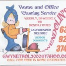 Gwendolini's Home & Office Cleaning's Photo