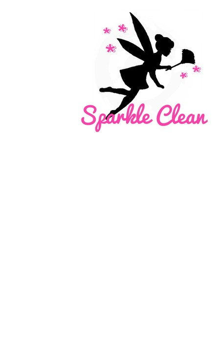 Blue Yellow Sparkle Cleaning Flyer - Templates by Canva