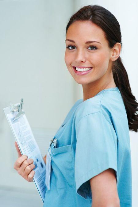 С медсестрами фото