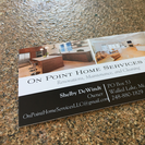 On Point Home Services LLC's Photo