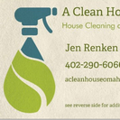 A Clean House's Photo