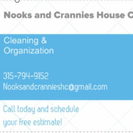 Nooks and Crannies House Cleaning's Photo