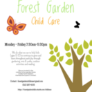 Forest Garden Day Care's Photo