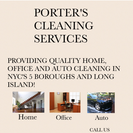 Porter's Cleaning Services's Photo