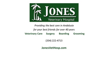 Jones Veterinary Hospital - Care com Andalusia, AL