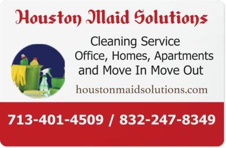 Houston Maid Solutions - Care.com Cypress, TX House Cleaning ...