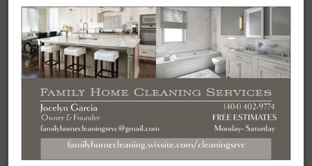family home cleaning services is a family owned company with over 15 years of experience providing detailed cleaning to homes we will schedule your home