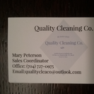 Quality Cleaning Co's Photo