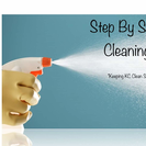 Step by Step Cleaning KC's Photo