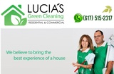 Lucia's Green Cleaning's Photo
