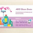 A&S Cleaner Service's Photo