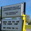Shannon Hills Learning Center's Photo