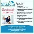 Shalom Home Care Providers LLC's Photo