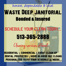 Waste Deep Janitorial's Photo