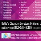 Bella's Cleaning Services and More, LLC's Photo