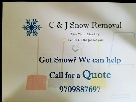 C & J Snow Removal - Care com Fort Collins, CO Generic