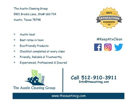 The Austin Cleaning Group - Care com Austin, TX House Cleaning Service