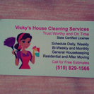 Vicky' House cleaning services's Photo