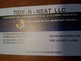 Tidy-N-Neat LLC's Photo