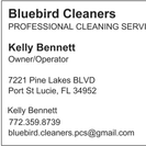 Bluebird Cleaners's Photo