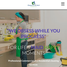 Obsessive Life Maid Cleaning Services's Photo