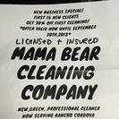 Mama Bear Cleaning Company's Photo