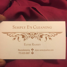 Simply E's Cleaning's Photo