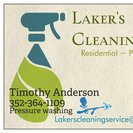 Laker's Cleaning Service's Photo